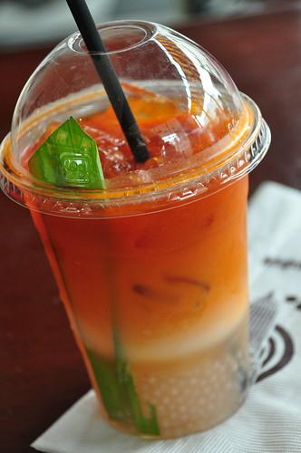 Thai Chai Soymilk Tea