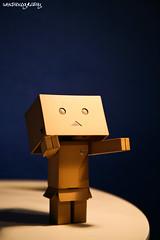 Danboard (wek photography) Tags: cardboard figure otaku danbo danbro danboard yousuba