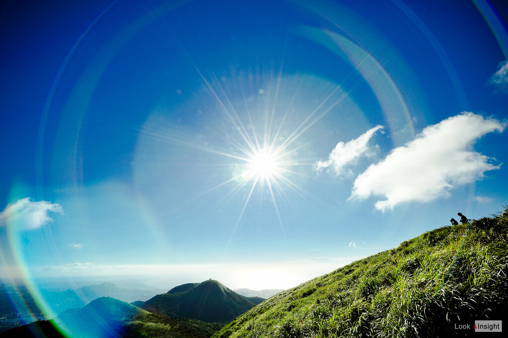 太陽就是這麼大...