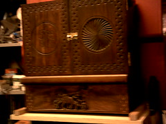 My wood carving tool box - by JARM13