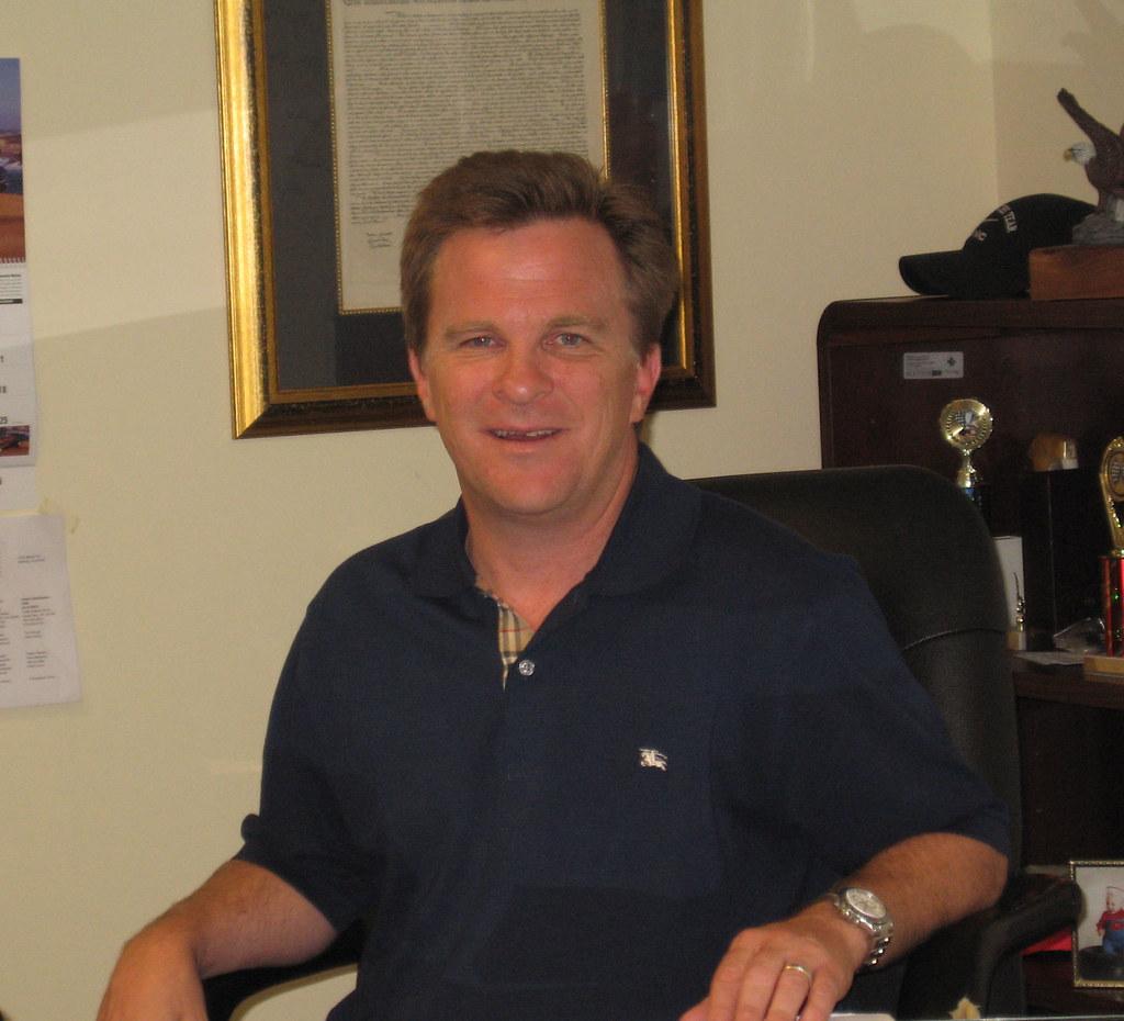 Matt Curry, President