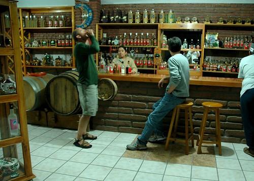 Oaxaca Mescal Tequila