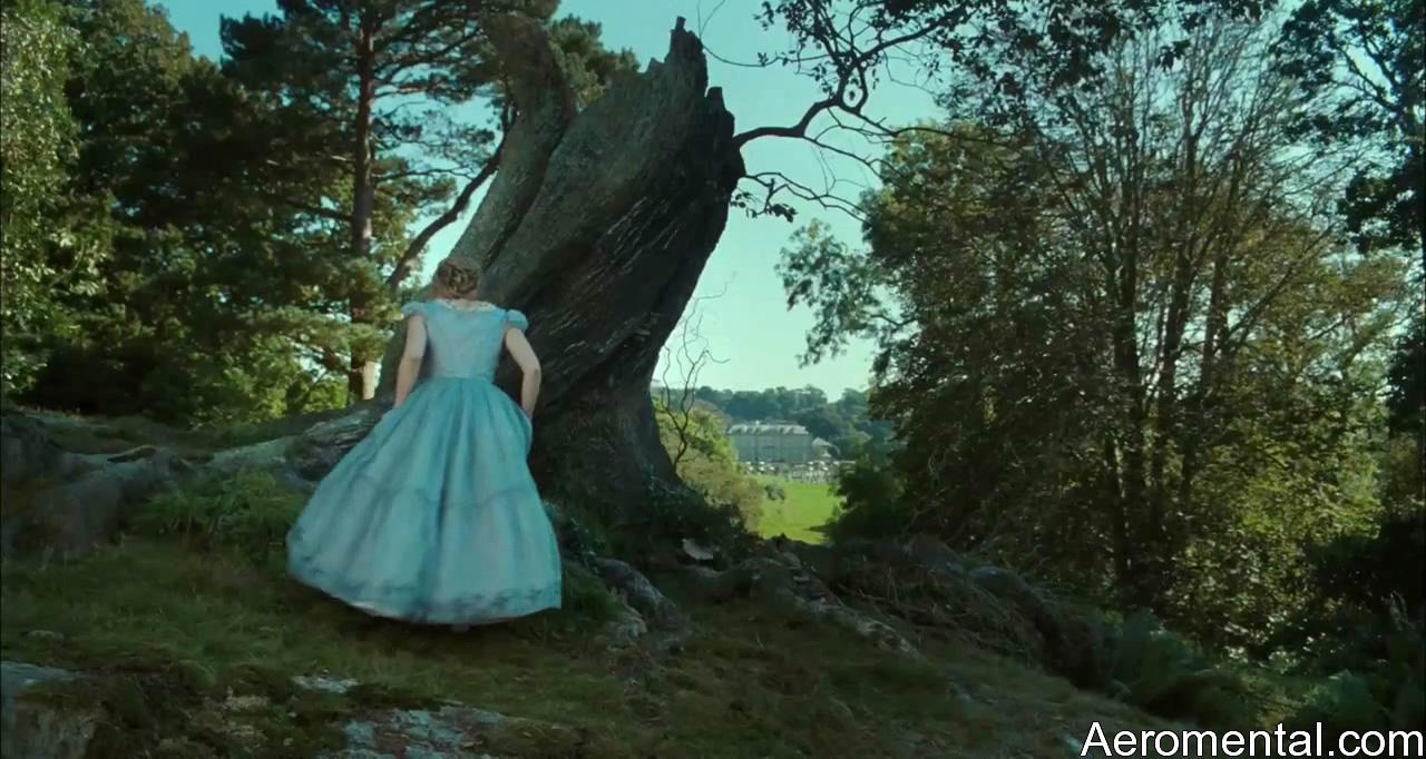 Alicia en el País de las Maravillas HD agujero mansión