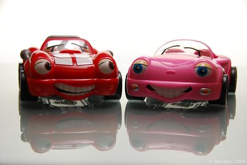 valentine's cars