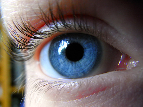 Child's Eye by Tom Hickmore, on Flickr