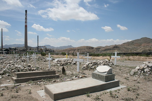 Asarco and it's graves.