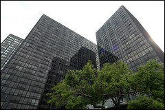Rohe's Lake Shore Drive, Chicago 1 (nils_do) Tags: chicago lakeshoredrive marcelbreuer