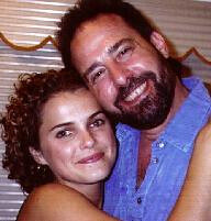 Gary Spatz with Kerri Russell