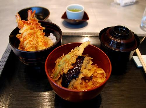 tempura, tokyo