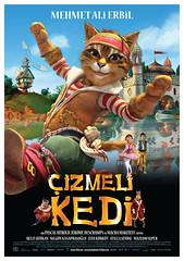 Çizmeli Kedi - The True Story of Puss'N Boots (2009)