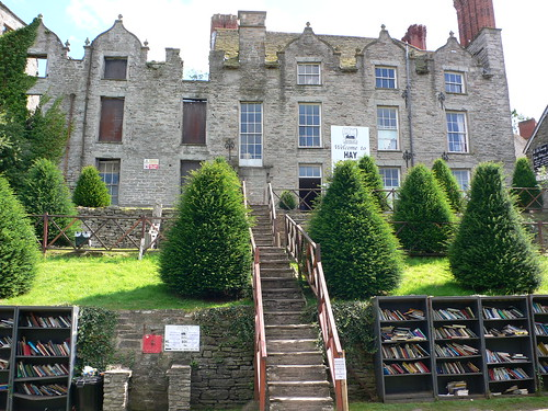 Visit Hay on Wye   town of books
