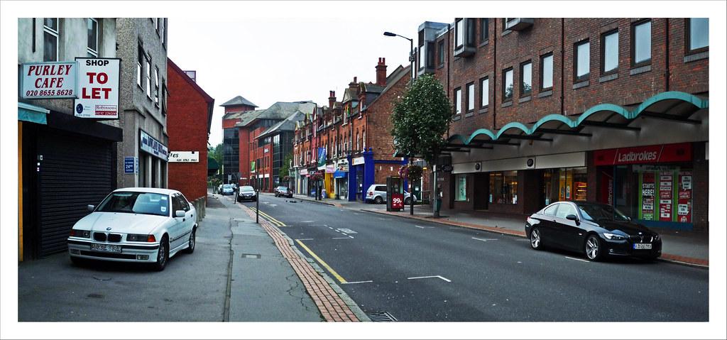 Purley High Street 2009