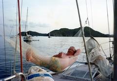 870500 Sandy's New Shorts (rona.h) Tags: sandy caroline bob elaine virginislands cloudnine ronah