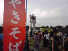 Gundam in reality