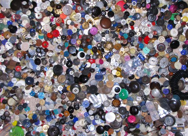 button pile