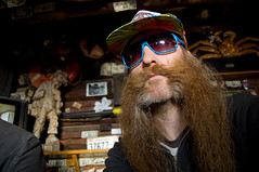 _DSC4232 (dogseat) Tags: selfportrait me hat alaska bar beard glasses ginger roadtrip sp homer sideburns 365 dogseat beardo muttonchops basettoni project365 sidewhiskers 365days saltydawgsaloon dundrearies 129365