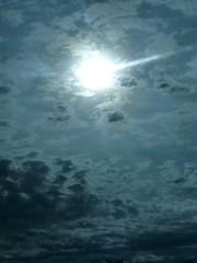 Cloud-Choked Sun (Reinalasol) Tags: sky cloud sun sol clouds skyscape flickr skies ominous lookup cielo vista panama sunspot cloudscape sunspots april2009 panama2009 reinalasol
