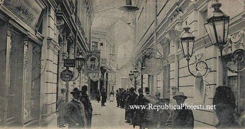 Pasagiul Cooperativa - 1902