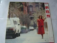 原裝絕版 1983年 中森明菜 AKINA NAKAMORI  LP 黑膠唱片 原價  2800YEN 中古品 2