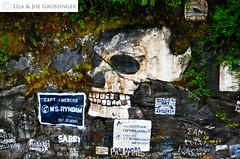 Soapy Smith Skull Skagway (Birdman of El Paso) Tags: skull texas tx smith joe el lila skagway paso soapy birdman grossinger