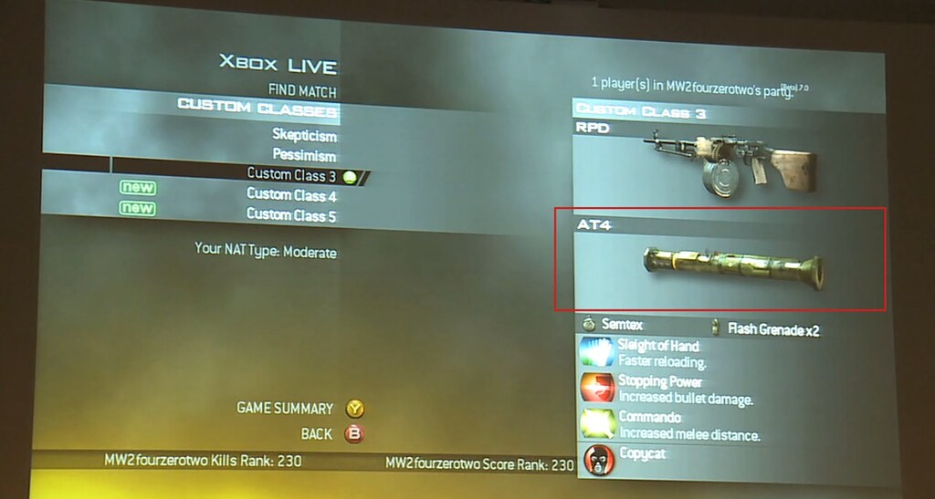 Modern Warfare 2 Multiplayer Guide [Archive] - XboxAchievements com