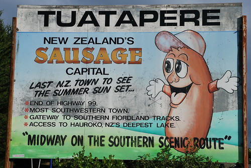 Tuatapere - Southland - South Island - New Zealand 001