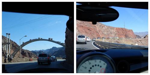 Hoover Dam Traffic