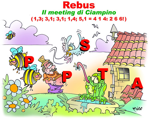 SatiRebus 12 - Ciampino meeting