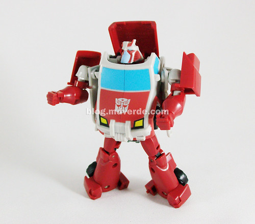 Transformers Ratchet Animated Activators - modo robot