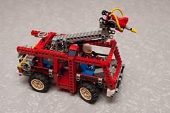 Lego Fire Engine (8280)