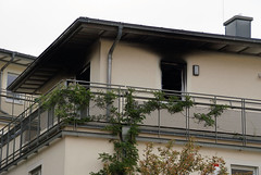 Zimmerbrand Lichtenbergstr. 30.09.09