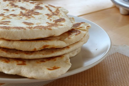 Thick & Fluffy Tortillas