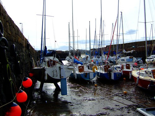 North Berwick Harbour 4