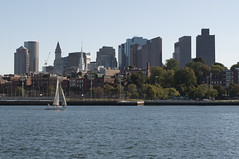 Downtown Boston (Charlestown, Massachusetts, United States) Photo
