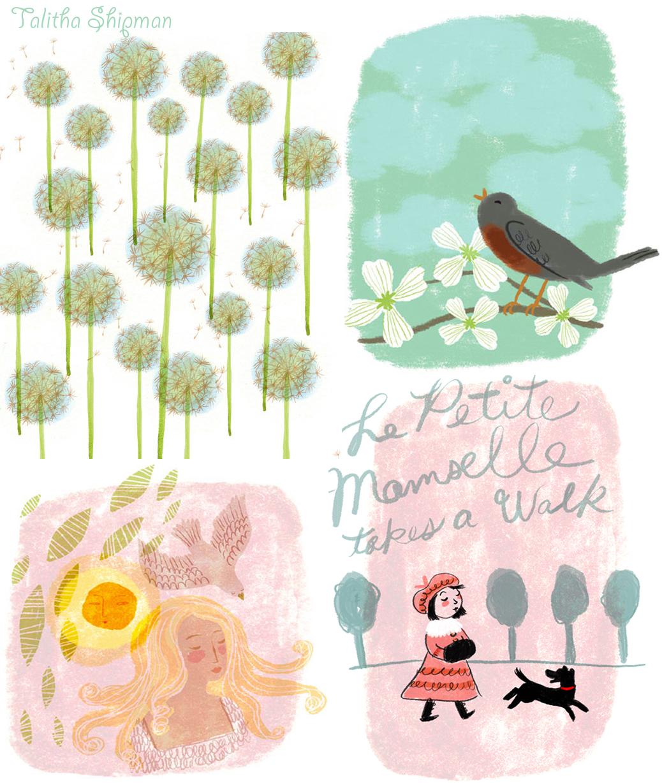 Illustrator Talitha Shipman