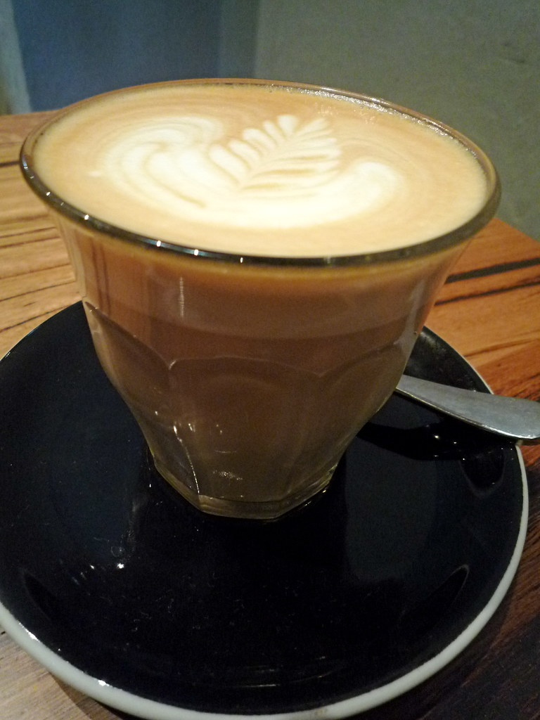 Caffe latte (well duh)