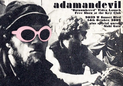 adamandevil key club flyer