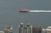 Hong Kong (Lomacar) Tags: boat ship victoriaharbor