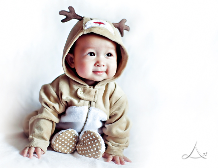 Little Reindeer Suit