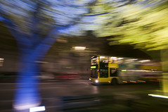 Concept Shot: Panning. Festival of Lights, Berlin, Germany (Xindaan) Tags: city bus tree berlin night germany deutschland nikon europa europe nacht tripod capital hauptstadt central wideangle tokina stadt panning autobus allemagne mitte 2009 festivaloflights baum manfrotto mitzieher berlinmitte uwa stativ ultrawideangle 1116 supershot 460mg wischer platinumphoto 055mf4 impressedbeauty flickrdiamond theunforgettablepictures 1116mm tokinaatx116prodx tokina1116f28 atx116prodx tokina1116 1116mmf28 281116 magicunicornverybest newgoldenseal