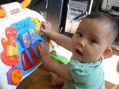 Little Yawn (Bob & Gayle) Tags: baby stefania