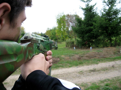 Shooting with airguns