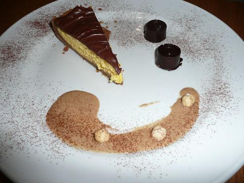 cheese cake nutella cioccolatini e crema di nocciole