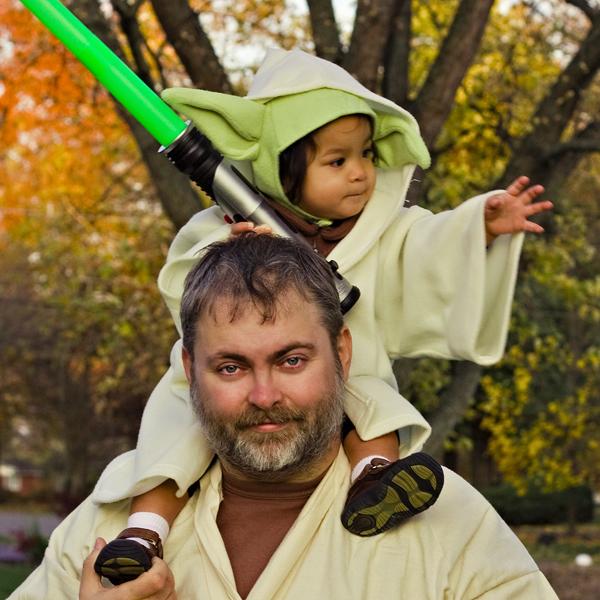 my Jedi masters