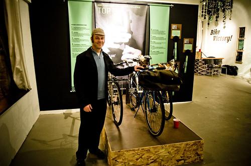 Tony's Bike