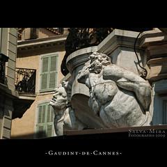 Gaudint de Cannes [ #6 ] (Salva Mira) Tags: france cannes balcony côtedazur francia balcón provenza salva balcó balconada costaazul costablava provença salvamira salvadormira