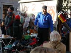 Festumzug: Ragower Biker