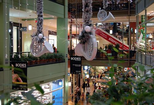 MOA Christmas 2009