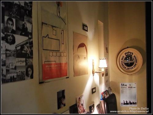 你拍攝的 Le Park Cafe|公園咖啡~店內一角2。