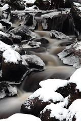 Korkeakoski with snow (maaniemi) Tags: canon eos 5 d mark ii maaniemi jyväskylä finland suomi korkeakoski winter talvi lumi snow ice jää cold kylmä